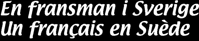 Fransk-Svensk